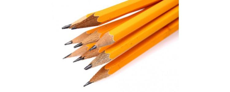 Kurşun Kalemler / Kuru Boyalar