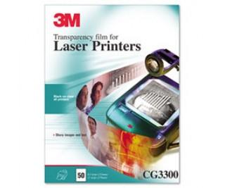 3M Laser ve LaserJet Yazıcılar İçin Asetat