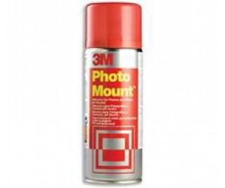 3M - Photo Mount, Sprey Yapiskan