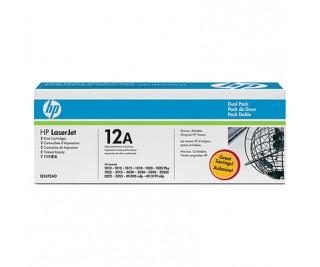 HP LaserJet Q2612AD Siyah Toner
