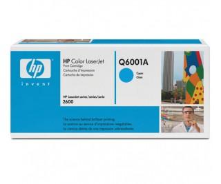 HP ColorLaserJet Toner Q6001A