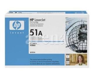 HP LaserJet Q7551A Toner