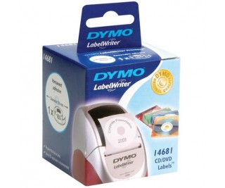 DYMO LW Cd/Dvd Etiketi 160 Adet 57mm Çap