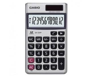Casio SX-320P Cep Tipi Hesap Makinesi
