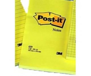 Post-it Not Sarı (Alışveriş Listesi)
