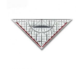 Hatas 0500 Geometrik Açılı Gönye 16 Cm.