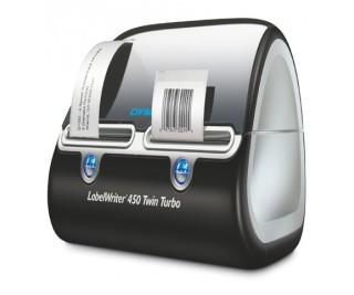 DYMO LabelWriter 450 TwinTurbo Bilgisayar Bağlantılı Etiket Yazıcı