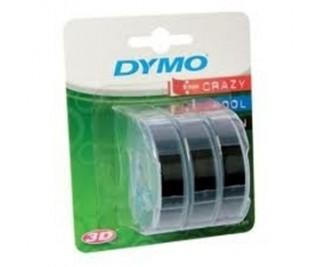 DYMO Kabartma Şerit 9mm x 3m, Bls