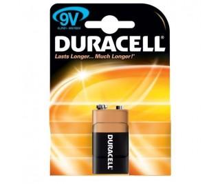 Duracell 9 Volt Pil Kart