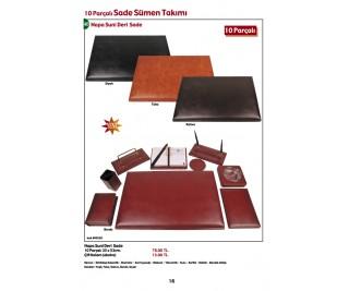 Classifix 10 Parça Sade 60520 Sümen Takımı