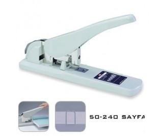 Max HD-12N/24 Arşiv Tipi Kollu Zımba Makinesi